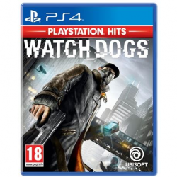 WATCH DOGS HITS-PS4