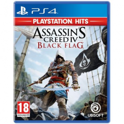 ASSASSIN'S CREED 4 BLACK FLAG HITS-PS4