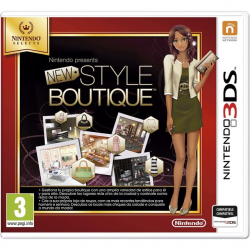 NEW STYLE BOUTIQUE SELECT-3DS