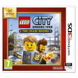 LEGO CITY UNDERCOVER SELECTS-3DS