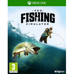 FISHING SIMULATOR-XBOX ONE