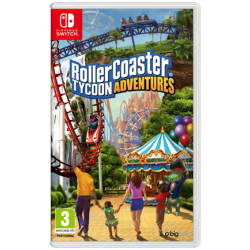 ROLLER COSTER TYCOON-SWITCH