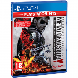 METAL GEAR SOLID V THE DEFINITIVE EXPERIENCE HITS-PS4