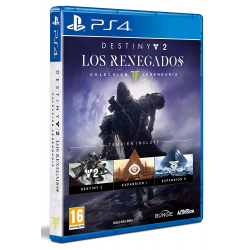 DESTINY 2 COLECCION LEGENDARIA-PS4