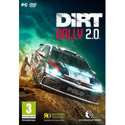 DIRT RALLY 2.0 DAY ONE EDITION-PC