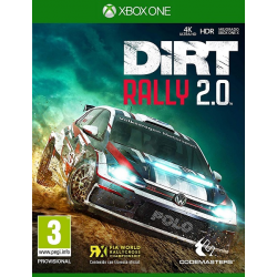DIRT RALLY 2.0 DAY ONE EDITION-XBOX ONE