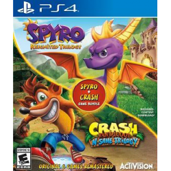 CRASH-SPYRO BUNDLE-PS4