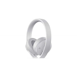 PS4 GOLD/WHITE WIRELESS HEADSET