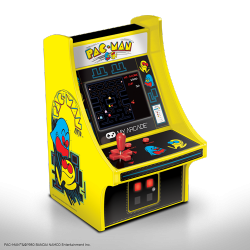 CONSOLA MICRO PLAYER PACMAN