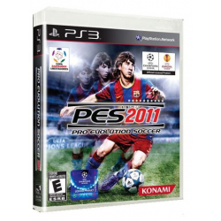 PRO EVOLUTION SOCCER 2011-PS3