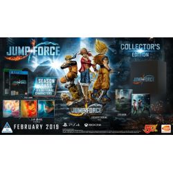 JUMP FORCE COLLECTOR EDITION - XBOX ONE
