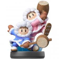 FIG AMIIBO ICE CLIMBERS (COLECCIÓN SUPER SMASH BROS.)