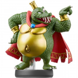 FIG AMIIBO KING K. ROOL (COLECCIÓN SUPER SMASH BROS.)
