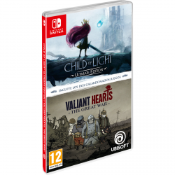 COMPIL CHILD OF LIGHT+VALIANT HEART-SWITCH