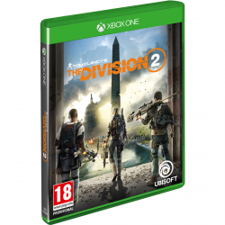 THE DIVISION 2-XBOX ONE
