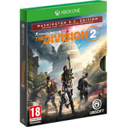 THE DIVISION 2 WASHINGTON DC-XBOX ONE