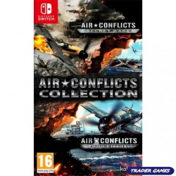 AIR CONFLICTS COLLECTION-SWITCH
