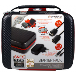 SNES STARTER PACK PARA SNES MINI