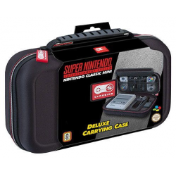 SNES DELUXE CARRYING CASE SNES CLASSIC EDITION SNES20