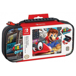 SWITCH GAME TRAVELLER DELUXE CASE NNS58 SUPER MARIO ODYSSEY
