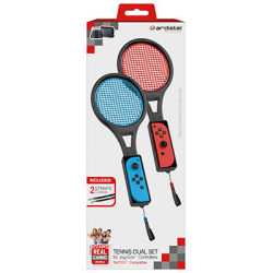 SWITCH 2x TENNIS RACKETS DUAL SET NSW ARDISTEL