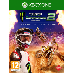MONSTER ENERGY SUPERCROSS: THE OFFICIAL VIDEOGAME 2 - XBOX ONE