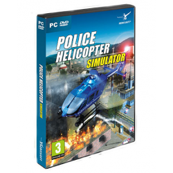 POLICE HELICOPTER SIMULATOR-PC