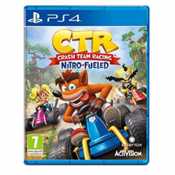 CRASH TEAM RACING NITRO FUELED-PS4