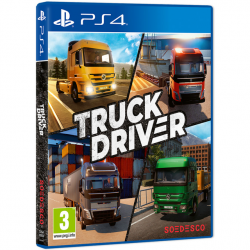 TRUCK DRIVER-PS4