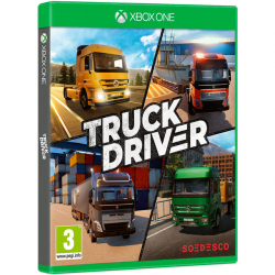 TRUCK DRIVER-XBOX ONE