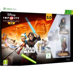 DISNEY INFINITY STARTER PACK 3.0 STAR WARS-XBOX360