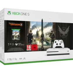 CONSOLA XBOX ONE S 1 TB + THE DIVISION 2