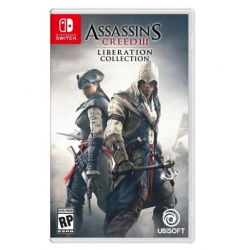 ASSASSIN´S CREED III REMASTERED-SWITCH