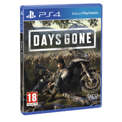 DAYS GONE-PS4