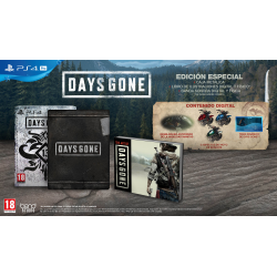 DAYS GONE SPECIAL EDITION-PS4