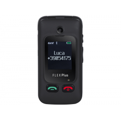 TELEFONO MOVIL TREVI FLEX PLUS 55 NEGRO