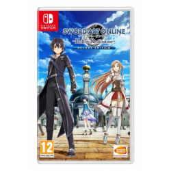 SWORD ART ONLINE: HOLLOW REALIZATION DELUXE EDITION-SWITCH