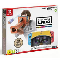 LABO SWITCH: KIT DE VR (SET BASICO CON DESINTEGRADOR)