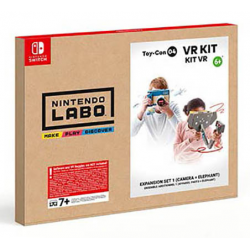 LABO SWITCH KIT DE VR-SET DE EXPANSION 1