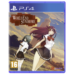 WORLDEND SYNDROME - DAY ONE EDITION-PS4