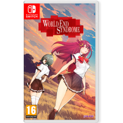 WORLDEND SYNDROME - DAY ONE EDITION-SWITCH