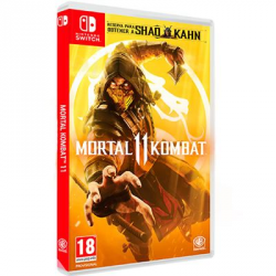 MORTAL KOMBAT 11 STANDARD EDITION - SWITCH