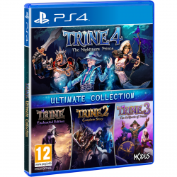 TRINE ULTIMATE COLLECTION-PS4