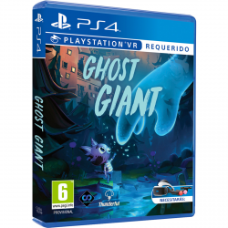 VR GHOST GIANT-PS4