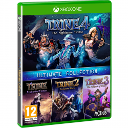 TRINE ULTIMATE COLLECTION (UK version)-XBOX ONE