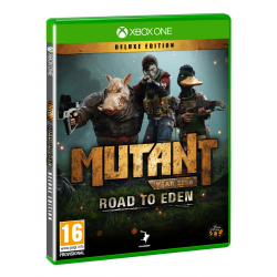 MUTANT YEAR ZERO-ROAD TO EDEN DELUXE EDITION-XBOX ONE