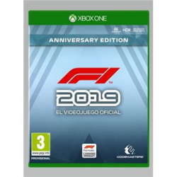 F1 2019 ANIVERSARY EDITION-XBOX ONE