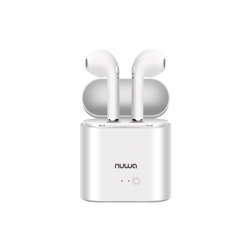 NUWA CASCOS INALAMBRICOS BLUETOOTH TIPO AIRPODS (ST20)