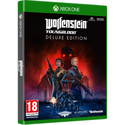 WOLGSTEIN YOUNGBLOOD DELUXE-XBOX ONE