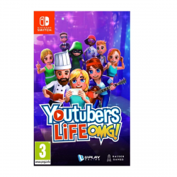 YOUTUBERS LIFE-SWITCH